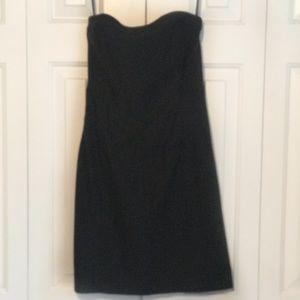 Ralph Lauren-Strapless Little Black Dress ❤️